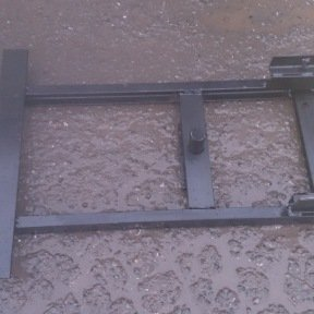 CHASSIS ORIENTABLE