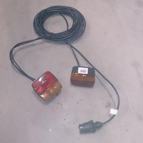 KIT D'ECLAIRAGE POUR AG / SKIPPER A COSSE FP11/12000-2500 LG 12M FP.11.972