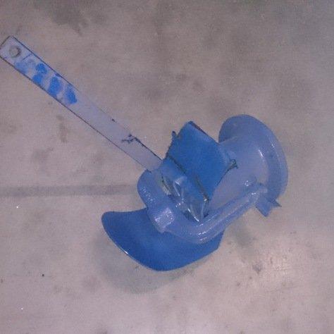 ROBINET A GLISSIERE P80 4 TROUS  P80-4T
