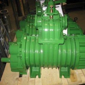 COMPRESSEUR JUROP PN84 540TR/MIN 9000L/MIN ADMISSION DIAM 80 A053201110
